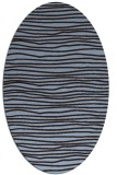 rug #463452   oval stripes rug