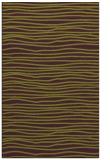 rug #463917    purple stripes rug