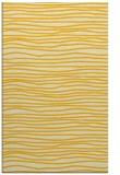 rug #463977 |  yellow popular rug