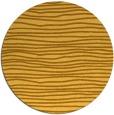 rug #464345   round light-orange rug