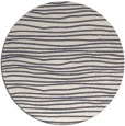 rug #464392 | round stripes rug