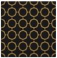 rug #464765 | square black circles rug