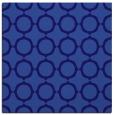 rug #464849   square blue-violet circles rug