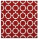 rug #464993 | square red popular rug