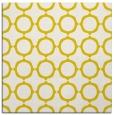 rug #465021 | square white circles rug
