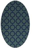 rug #465130   oval circles rug
