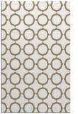 rug #465449 |  white circles rug