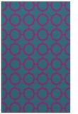 rug #465513 |  pink circles rug