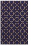 rug #465557 |  beige circles rug