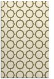rug #465760 |  circles rug