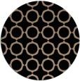 rug #465813 | round beige rug