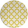 rug #466077   round white circles rug