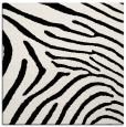 rug #471789 | square white animal rug
