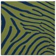 rug #471821 | square blue stripes rug