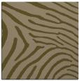 rug #471905 | square mid-brown animal rug