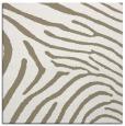 rug #471925 | square white animal rug