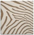 rug #471937   square beige animal rug