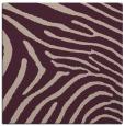 rug #471941   square pink animal rug