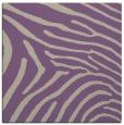 rug #471965 | square beige animal rug