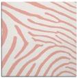 rug #472005 | square white stripes rug