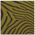 rug #472013 | square purple popular rug