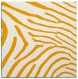rug #472121   square light-orange animal rug
