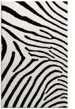 rug #472493 |  black animal rug