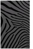 rug #472497 |  black stripes rug