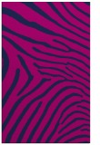 rug #472517    pink stripes rug