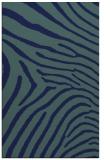 rug #472521 |  blue stripes rug