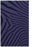 rug #472573 |  blue-violet animal rug