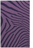 rug #472585 |  purple stripes rug