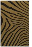 rug #472605 |  black stripes rug