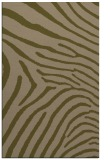 rug #472609 |  mid-brown stripes rug