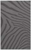 rug #472637 |  mid-brown stripes rug