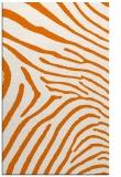 rug #472681 |  orange animal rug