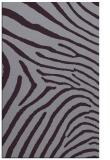 rug #472725 |  purple stripes rug