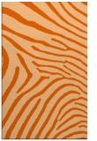 rug #472749 |  red-orange animal rug