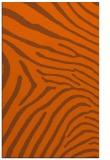 rug #472753 |  red-orange animal rug