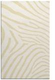 rug #472781 |  yellow stripes rug