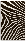rug #472785 |  brown stripes rug