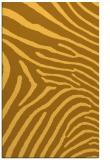 rug #472793 |  light-orange animal rug