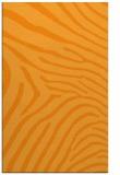 rug #472833 |  light-orange stripes rug