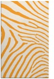 rug #472837 |  light-orange animal rug