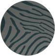 rug #472970 | round stripes rug