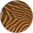 rug #472987 | round animal rug