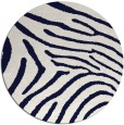 rug #473083 | round stripes rug