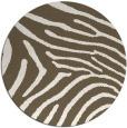 rug #473136 | round stripes rug