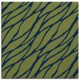rug #473581 | square blue natural rug