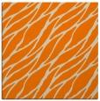 rug #473861 | square orange rug